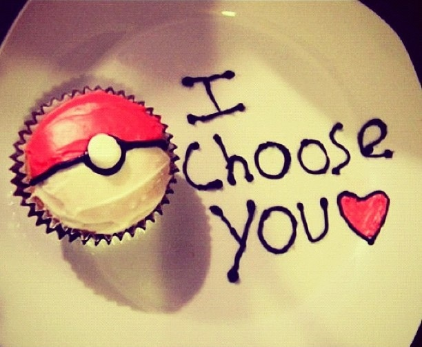 Pokemon nerd in love